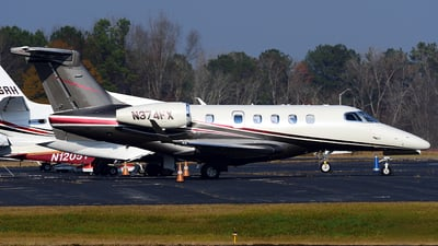 N374FX - Embraer 505 Phenom 300 - Flight Options
