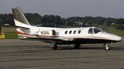 N286 - Cessna 501 Citation - Private