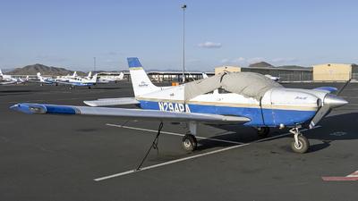 N294PA - Piper PA-28-181 Archer III - TransPac Aviation Academy