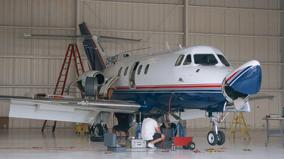 C6-MED - Hawker Siddeley HS-125-3B - Private