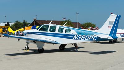 N380PC - Beechcraft A36 Bonanza - Private