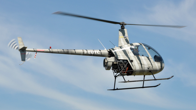 I-EUTC - Robinson R22 Beta II - Eurotech Helicopter Services