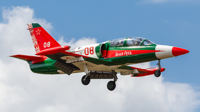 08 - Aero L-39 Albatros - Belarus - Air Force