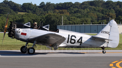 N62476 - Fairchild PT-23A Cornell - Private
