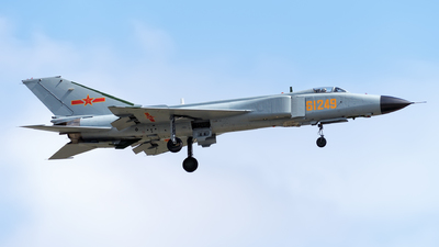 61249 - Shenyang J-8II Finback-B - China - Air Force