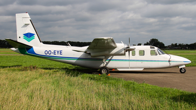OO-EYE - Rockwell 690B Turbo Commander - Private