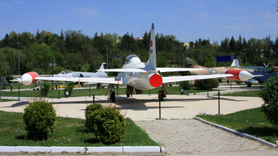 54-21321 - Lockheed T-33 Shooting Star - Turkey - Air Force