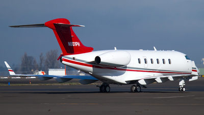N801PH - Bombardier BD-100-1A10 Challenger 300 - Private