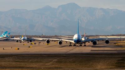 ZBAA - Airport - Ramp