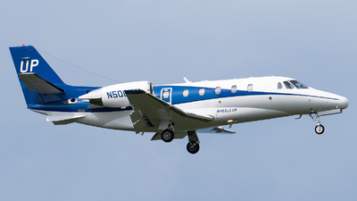 N506UP - Cessna 560XL Citation Excel - Wheels Up