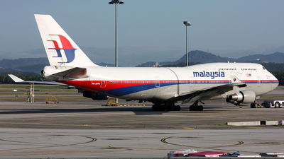 9M-MPM - Boeing 747-4H6 - Malaysia Airlines