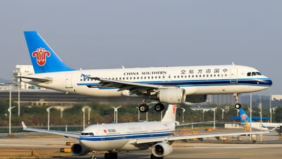 B-6775 - Airbus A320-214 - China Southern Airlines