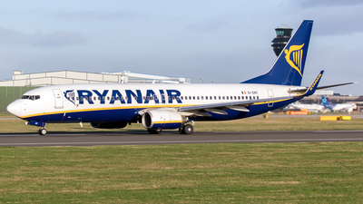 EI-ENT - Boeing 737-8AS - Ryanair