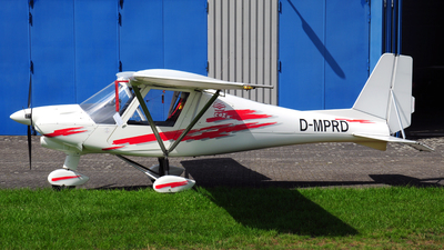 A picture of DMPRD - Ikarus C42 Bison - [12057201] - © Felix Goetting
