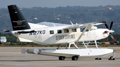 N127KQ - Quest Aircraft Kodiak 100 - Private