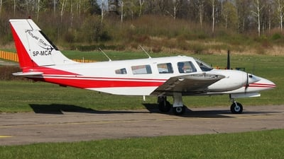SP-MCA - PZL-Mielec M-20-03 Mewa - Private