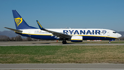 A picture of EIDWD - Boeing 7378AS - Ryanair - © Fabio Pozzessere