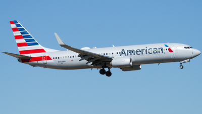 N969NN - Boeing 737-823 - American Airlines