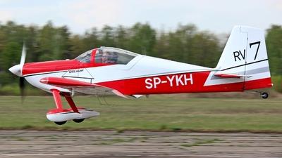 SP-YKH - Vans RV-7 - Private