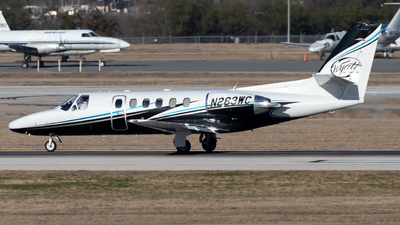 N263WC - Cessna 550B Citation Bravo - Private