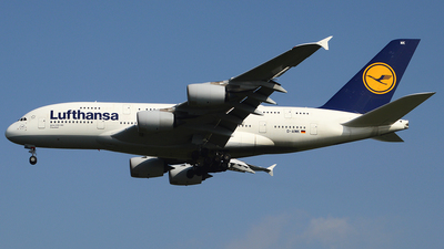 D-AIMK - Airbus A380-841 - Lufthansa
