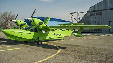 UP-L4401 - Chaika L-44 - Discovery Flight School