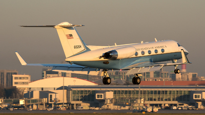 86-0204 - Gulfstream C-20B - United States - US Air Force (USAF)