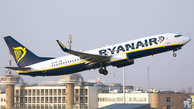 EI-DWT - Boeing 737-8AS - Ryanair
