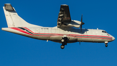 LY-ETM - ATR 42-300(F) - Aviavilsa