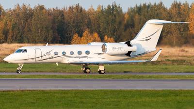 9H-SGI - Gulfstream G450 - TAG Aviation