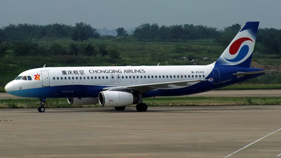B-2345 - Airbus A320-232 - Chongqing Airlines