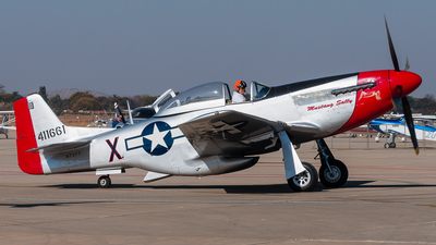 N72FT - North American P-51D Mustang - Private