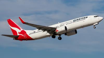VH-VYC - Boeing 737-838 - Qantas