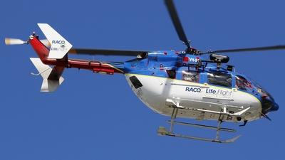 VH-SYB - MBB BK117C-2 - LifeFlight Australia