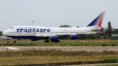 VP-BKJ - Boeing 747-444 - Transaero Airlines