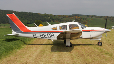G-BEOH - Piper PA-28R-201T Turbo Cherokee Arrow III - Private