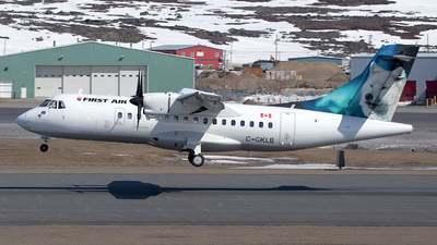 A picture of CGKLB - ATR 42300 - First Air - © Brian Tattuinee
