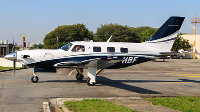 PT-HBF - Piper PA-46-M500 - Private