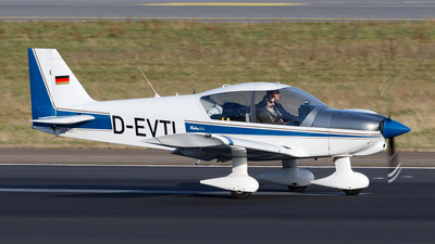 D-EVTL - Robin HR200/120B - Private