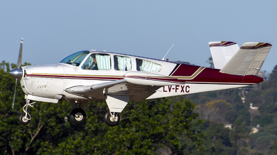 LV-FXC - Beechcraft 35 Bonanza - Private