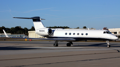 N525AC - Gulfstream G-V - Private