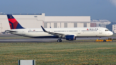D-AZAI - Airbus A321-211 - Delta Air Lines