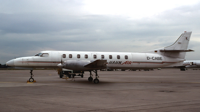 D-CABE - Fairchild SA227-AC Metro III - Hahn Air