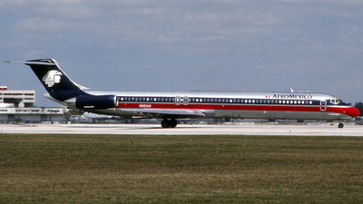 N501AM - McDonnell Douglas MD-82 - Aeroméxico