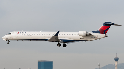 N821SK - Bombardier CRJ-900ER - Delta Connection (SkyWest Airlines)