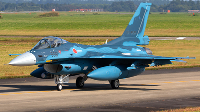 03-8556 - Mitsubishi F-2A - Japan - Air Self Defence Force (JASDF)