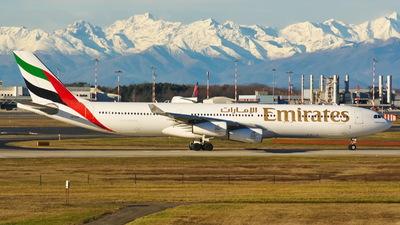 A6-ERM - Airbus A340-313X - Emirates