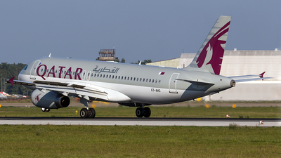A7-AHC - Airbus A320-232 - Qatar Airways