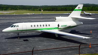 N39WP - Dassault Falcon 50EX - Weyerhaeuser