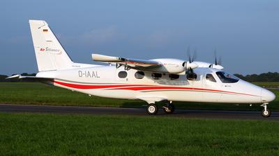 D-IAAL - Tecnam P2012 Traveller - Air Alliance